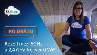 Po Drátu: rozdíl mezi 5GHz a 2,4GHz frekvencí WiFi