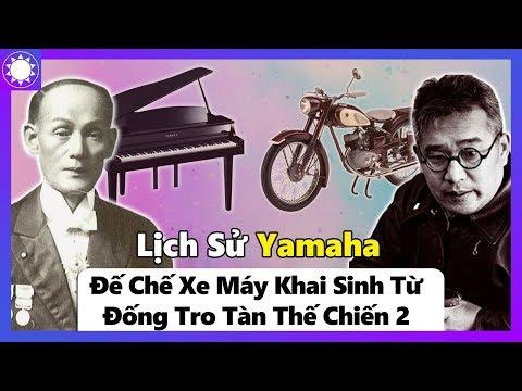 Lịch Sử Yamaha - Đế Chế Xe Máy Khai Sinh Từ Đống Tro Tàn Của Thế Chiến 2