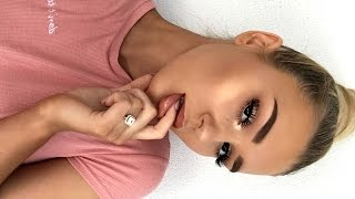 Everyday Soft Glowy Makeup Tutorial | SHANI GRIMMOND