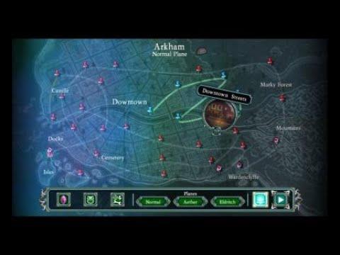 Tesla vs Lovecraft game play |