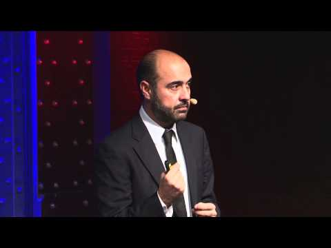 Cuestión de actitud: #sepositivo: Juanjo Fraile at TEDxMoncloa