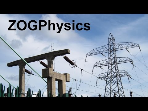 ZOGPhysics 433: Current Electricity 03 Energy Carrier Model of Electricity   Series and Parallel