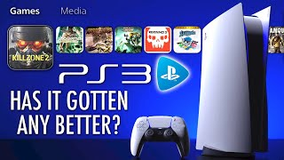 PS5: Streaming PS3 And PS4 Games - PlayStation Now Review
