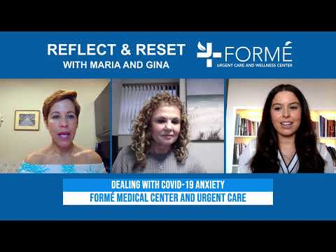 Reflect & Reset with Maria and Gina