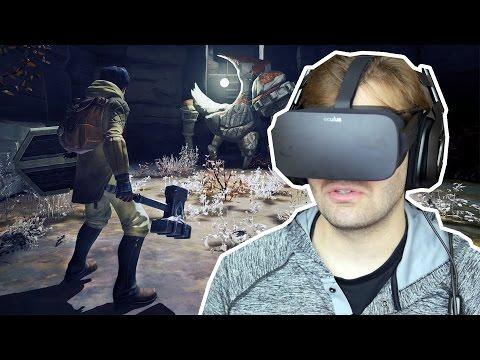 CHRONOS – Gameplay de Jogo Exclusivo de Oculus Rift!