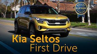 2021 Kia Seltos - First Drive
