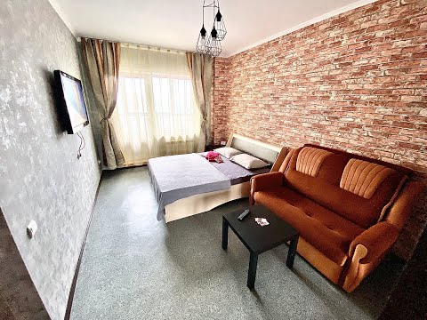 Квартира посуточно в Барнауле, ул.Партизанская 92, новый дом.