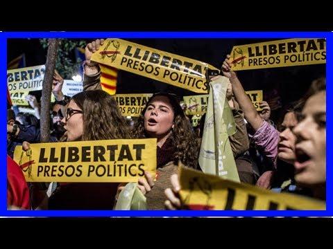 US Newspapers - Catalonia crackdown evokes memories of the dark days of spain's dictatorship