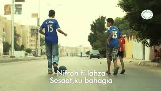 """Lahza """"Hidup hanya Sesaat"""" Voc. Mohamed Yousef lirik dan Terjemahan"""