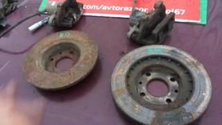 тормозные диски R13 и R14 на ВАЗ 2109/99 2114/15 2110/12 Приора/Калина