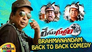 Race Gurram Telugu Movie | Brahmanandam Back to Back Comedy Scenes | Allu Arjun | Shruti Haasan