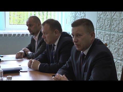 Заместитель министра труда и социальной защиты Беларуси Иван Лавринович посетил Лидчину