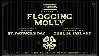 Flogging Molly Live From Ireland (St. Patrick's Day Trailer)