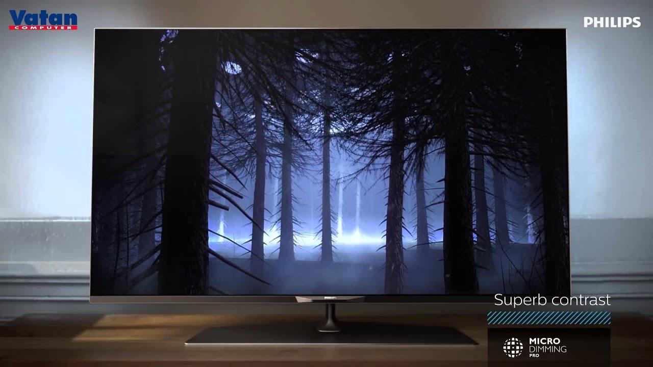 philips 6809 serisi 4k ultra hd 3d smart led tv ncelemesi. Black Bedroom Furniture Sets. Home Design Ideas