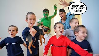 MINI DOBRE BROTHERS PRANK US FOR 24 HOURS STRAIGHT!