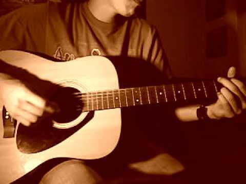 "Sophie Ellis Bextor ""Groovejet"" Acoustic (cover-guitar)"