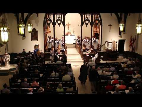 Theodicy Jazz Collective: Gloria At Christ Church Cathedral