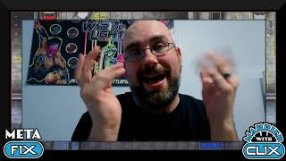 Married With Clix - Meta Fix Issue #133 - Building from a Joke? [Heroclix]