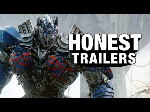 Honest Trailers - Transformers: The Last...