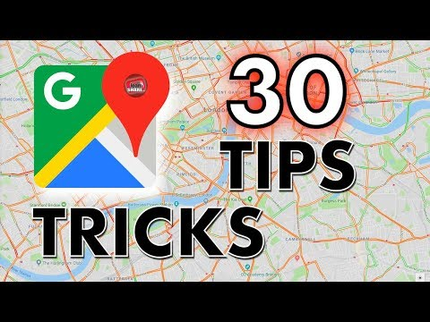 Google Maps Tips And Tricks: 30 Google Maps Tricks You Should Try Today!!