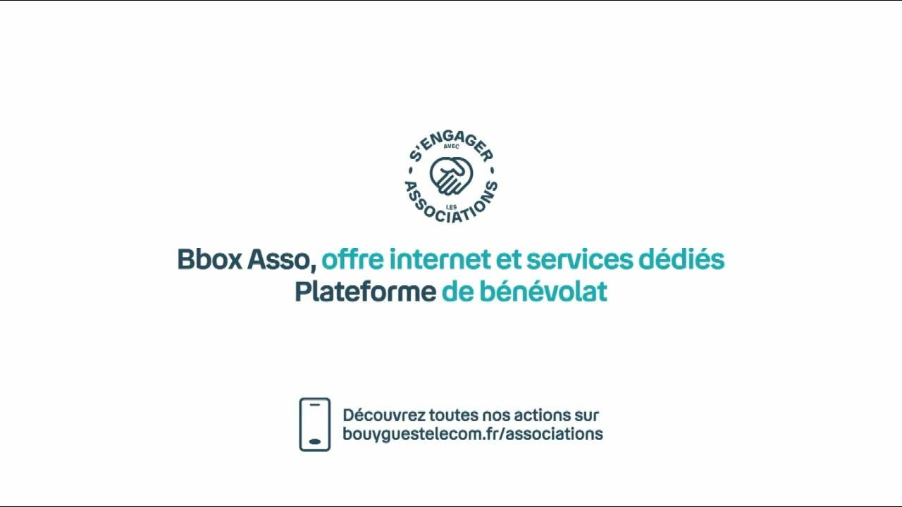 """Musique pub Bbox asso Bouygues Telecom """"on est fait pour être ensemble""""  juillet 2021"""