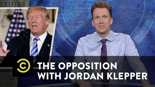 Trump Pulls Out of the Iran Nuclear Deal - The Opposition w/ Jordan Klepper thumbnail