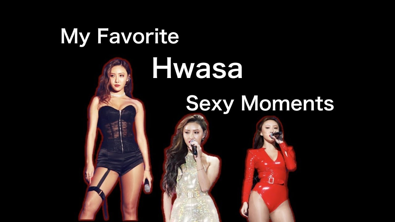 Mamamoo Hwasa Sexiest Moments: Performance Edition