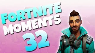 Fortnite Daily Funny and WTF Moments Ep. 32