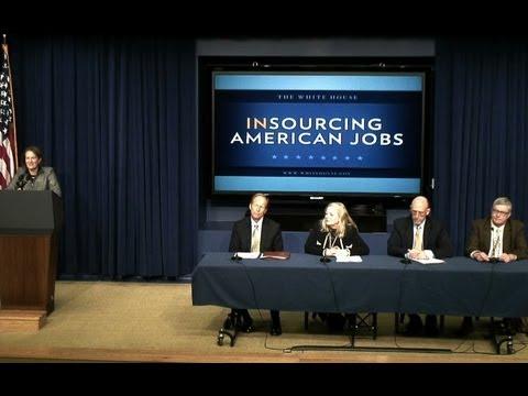 Insourcing American Jobs Forum