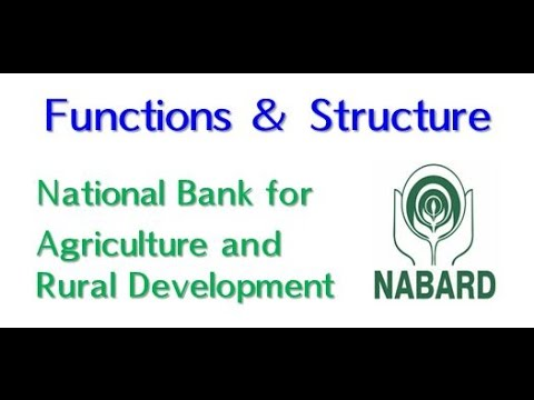 Things you need to know about NABARD