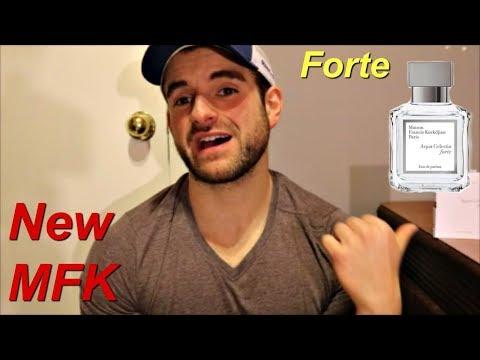 MFK Aqua Celestia Forte - Fragrance First Impression