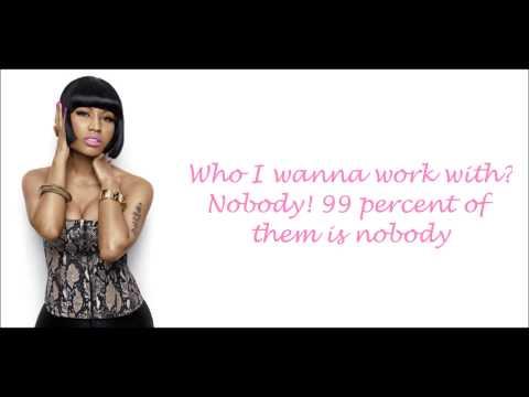 Freedom (Lyrics) - Nicki Minaj