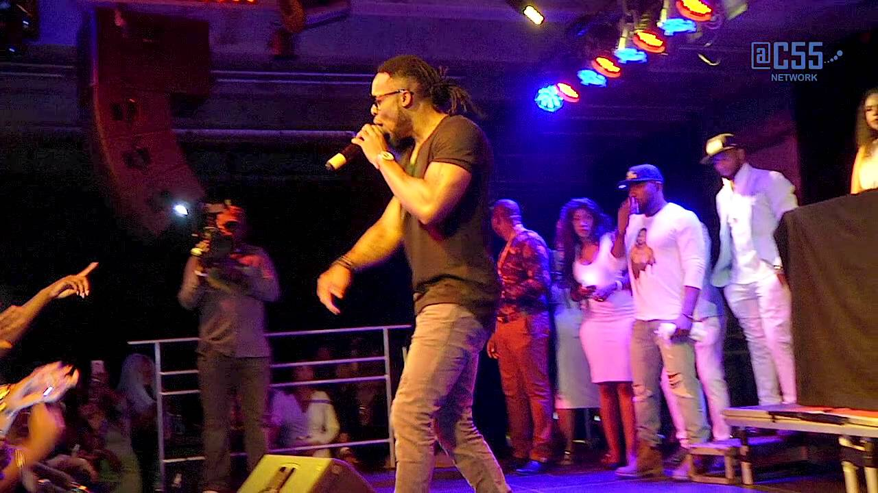 Download Flavour N'abania LIVE in Stockholm 2016