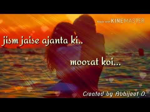 Whatsapp Status-aisa Dekha Nahin Khoobsurat Koi