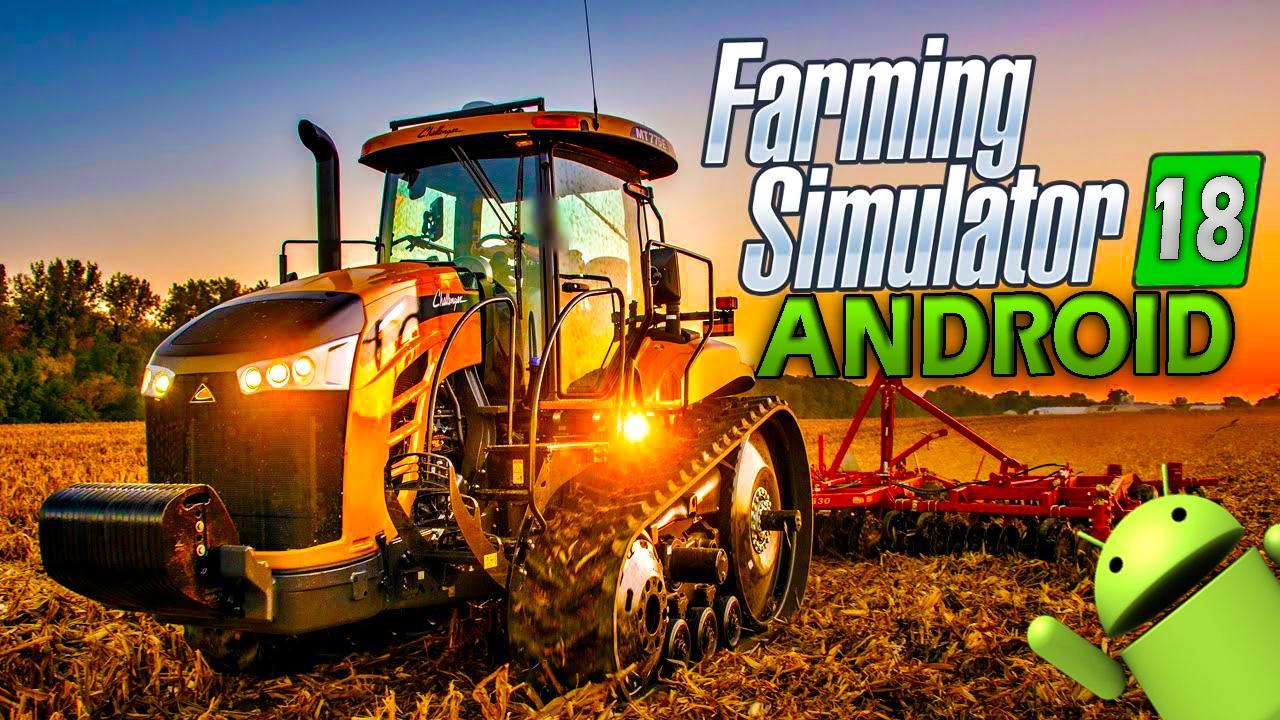 Игру На Планшет Андроид Фермер Симулятор 2017