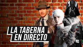 VUELVE La TABERNA en DIRECTO: HITMAN 3, STAR WARS, MEDIUM y LO QUE SURJA
