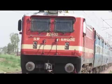 Route Diverted 12625 Trivandrum New Delhi Kerala Express