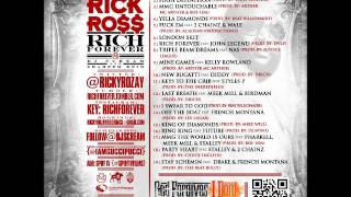 Rick Ross - Shaheem Reid Speaks Outro (RICH FOREVER MIXTAPE) 1/6/12