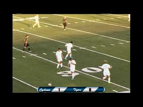 Pueblo West highschool boys soccer vs Canyon City highschool