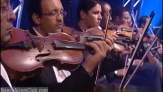 Nancy Ajram - Ehsas Jdeed (Dubai Eid Concert 2009)