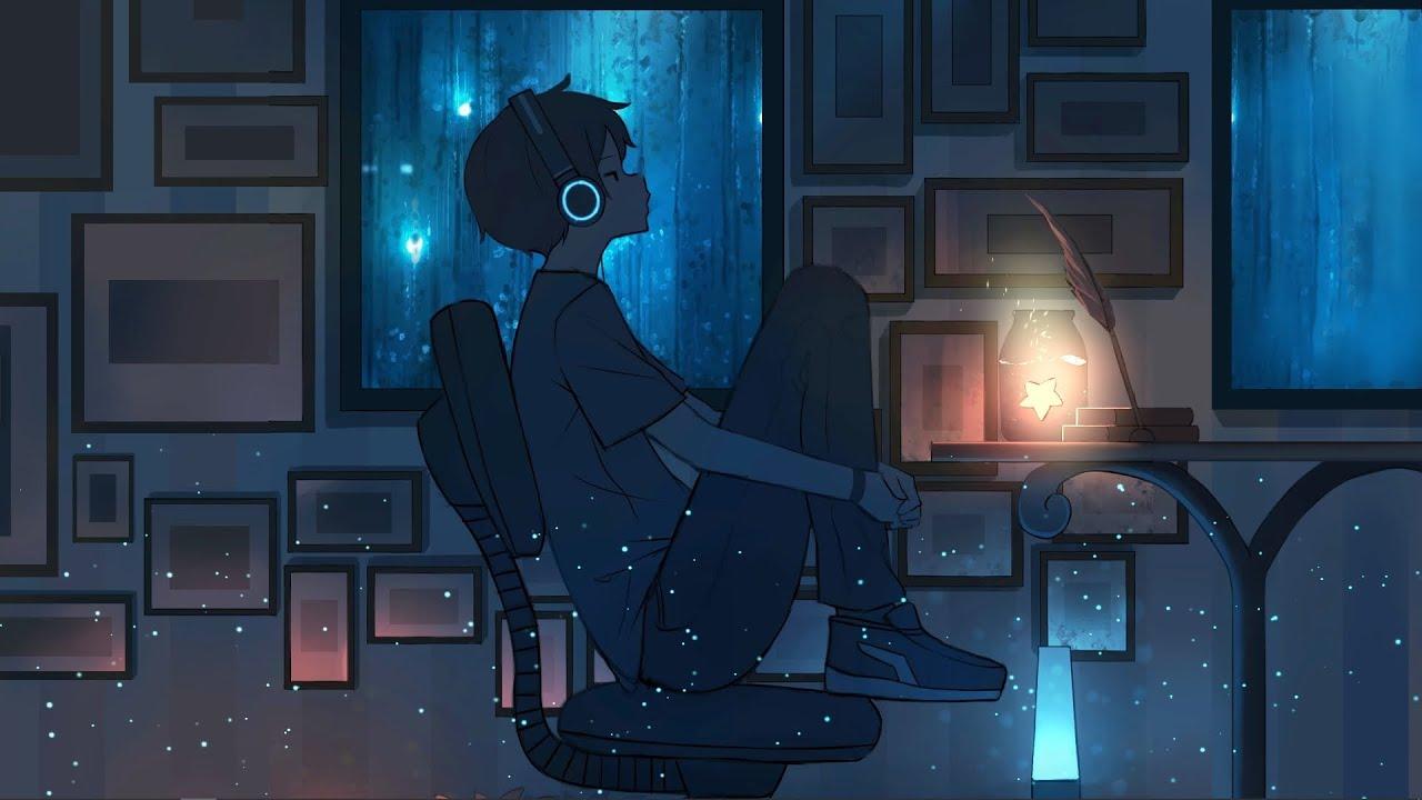 Relaxing Sleep Music with Soft Rain & Thunder Sounds - Relaxing Music, Piano Music, Meditation Music