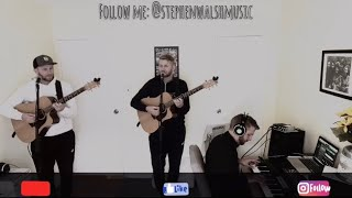 Glad the other fella joined us, after he rudely interrupted our video! did sing a few nice harmonies so we'll let him away with it.....this time!more vide...