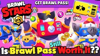 Brawl Stars - ALL YOU NEED TO KNOW ABOUT SEASON 2 BRAWL PASS !!
