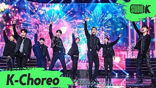 [K-Choreo 8K] 슈퍼주니어 직캠 'House Party' (SUPER JUNIOR Choreography) l @MusicBank 210326