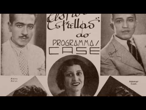 """Caminhos da Reportagem - """"Rádio Nacional: 80 anos no ar"""""""