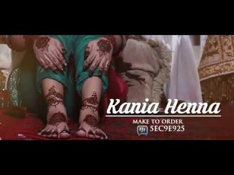 KANIA HENNA -  HENNA ACEH