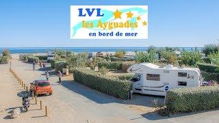 Camping LVL Les Ayguades en bord de mer