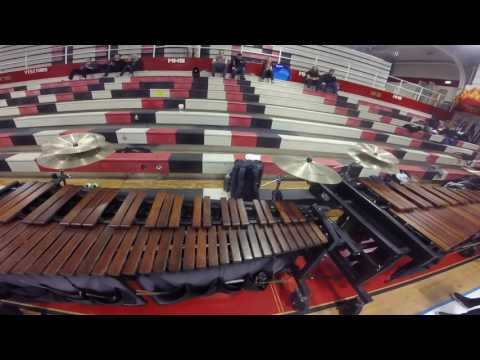 OC Indoor 2017 Marimba Cam - Jeremy Jacobs 4/15