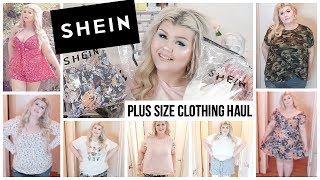 Shein Plus Size Clothing Try On Haul August 2019