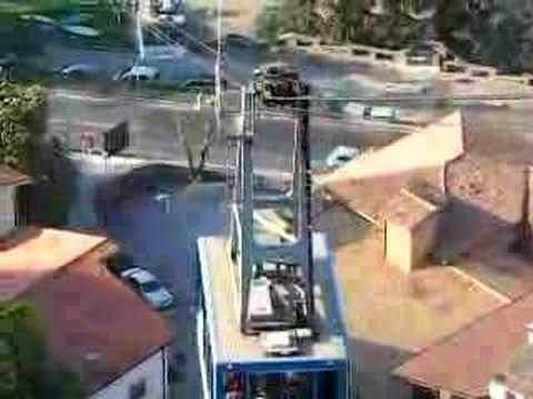 San Marino - Cable Car